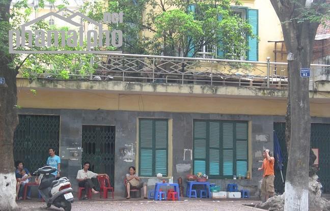 Bán nhà mặt phố Phan Đình Phùng 278m2 MT:9m giá 100tỷ