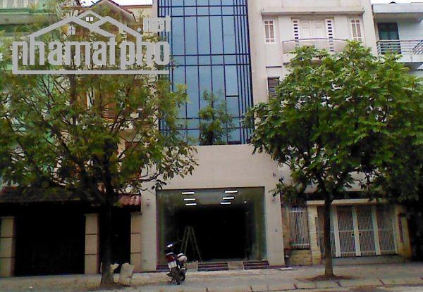 Bán nhà mặt phố Kim Mã 120m2x6T giá 48tỷ