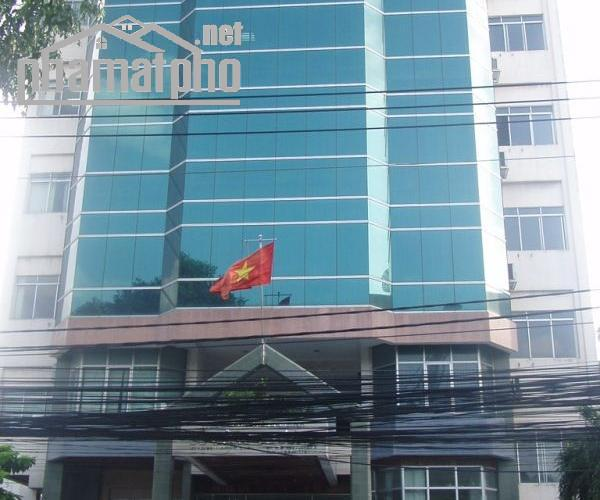 Bán nhà mặt phố Trần Duy Hưng 250m2x12T MT:8m giá 160tỷ