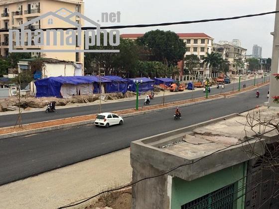 Bán nhà 2 tầng mặt phố Nguyễn Văn Huyên 200m2 MT:9m giá 58tỷ