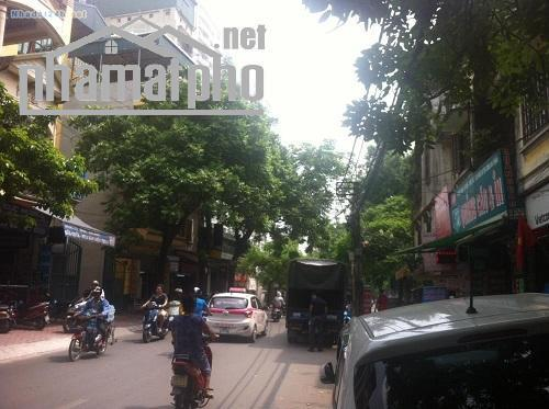 Bán nhà mặt phố Kim Mã Thượng 180m2 MT:8m giá 35tỷ