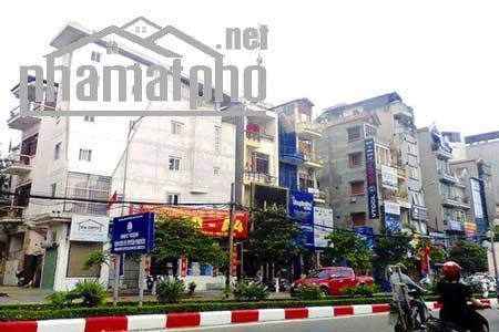 Bán nhà mặt phố Nguyễn Phong Sắc 240m2 MT:12m giá 41tỷ