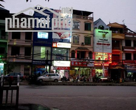 Bán gấp nhà mặt phố Nguyễn Phong Sắc 80m2x6T MT:5m giá 29tỷ