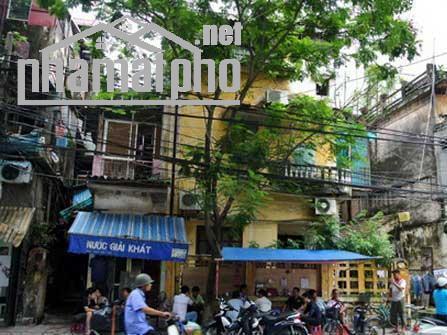 Bán nhà mặt phố Trần Hưng Đạo 873m2  MT:16m giá 365tỷ