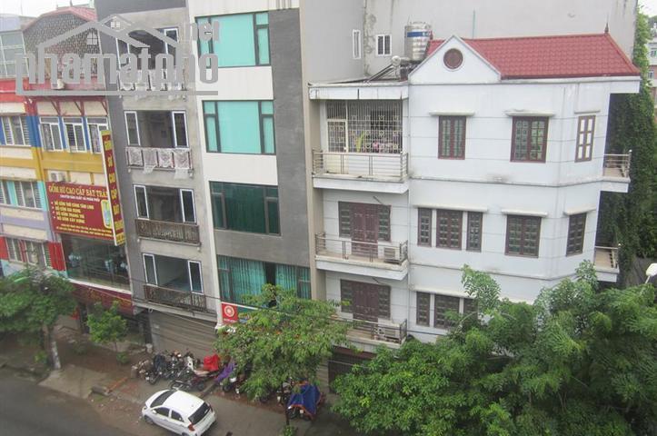 Bán nhà mặt phố Hồ Tùng Mậu 60m2x7T MT:4m giá 20tỷ