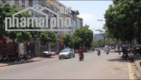 Bán nhà mặt phố Trần Kim Xuyến 90m2x5T MT:5m giá 33tỷ