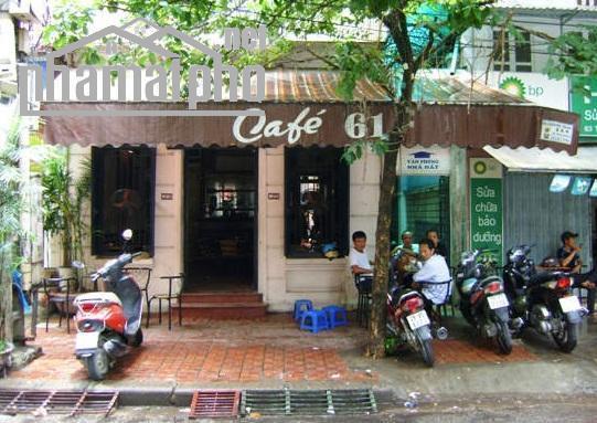 Bán nhà mặt phố Bùi Thị Xuân 108m2x4T MT:6m giá 37tỷ