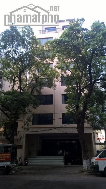 Bán nhà mặt phố Triệu Việt Vương 95m2x8T MT:5m giá 42tỷ