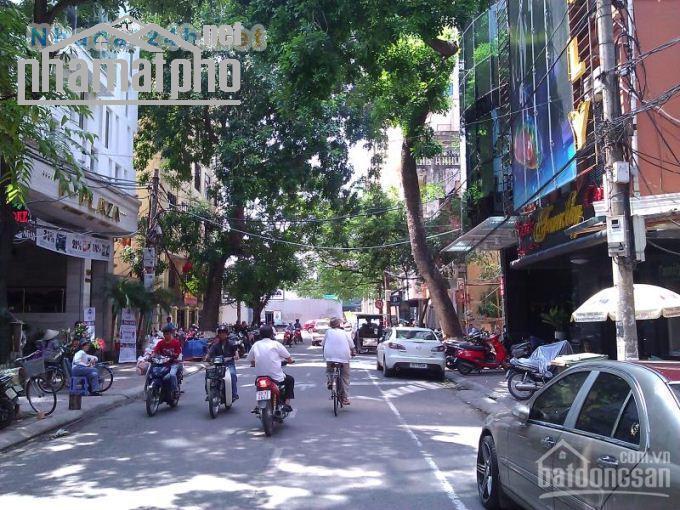 Bán nhà mặt phố Triệu Việt Vương 135m2x8T MT:6m giá 75tỷ