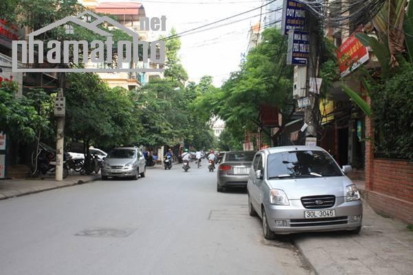 Bán nhà mặt phố Đỗ Quang 50m2x5T MT:4m giá 17tỷ