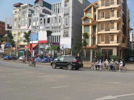 Bán nhà mặt phố Nguyễn Hoàng 75m2x6T MT:4,5m giá 24tỷ