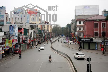 Bán nhà mặt phố Chùa Bộc 67m2x5T MT:4m giá 32tỷ