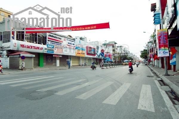 Bán nhà mặt phố Tôn Đức Thắng 135m2x6T MT:5m giá 34tỷ