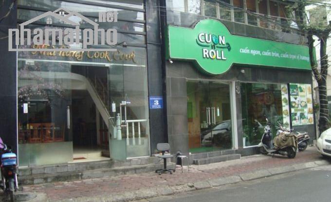Bán nhà mặt phố Bà Triệu 145m2x9T, MT:6m giá 85tỷ