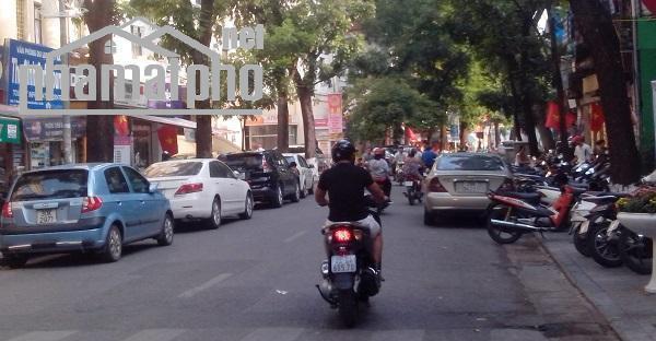 Bán nhà mặt phố Hàng Bông 184m2 MT:5m giá 95tỷ