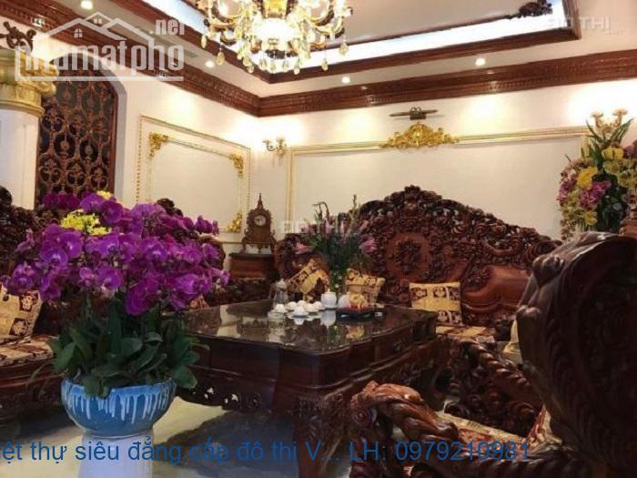 Bán biệt thự siêu đẳng cấp đô thị Việt Hưng_Long Biên