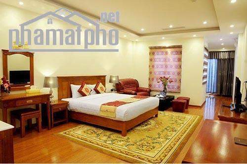 Bán khách sạn mặt phố Hàng Hành 130m2x11T MT:8m giá 140tỷ