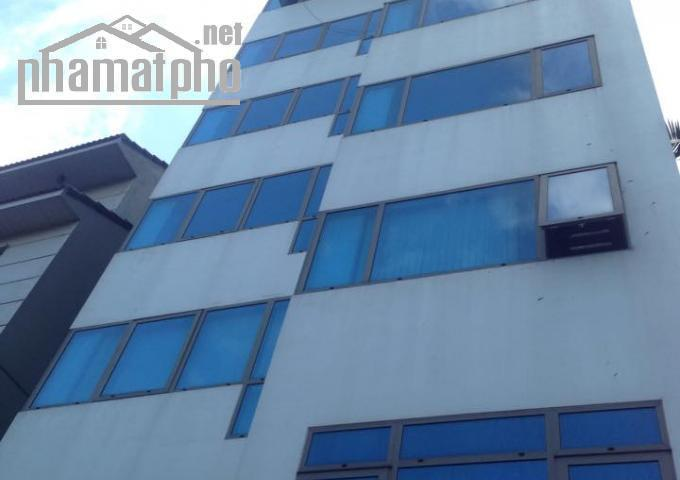 Bán nhà khách sạn mặt phố Quán Thánh 200m2x12T MT:9m giá 124tỷ