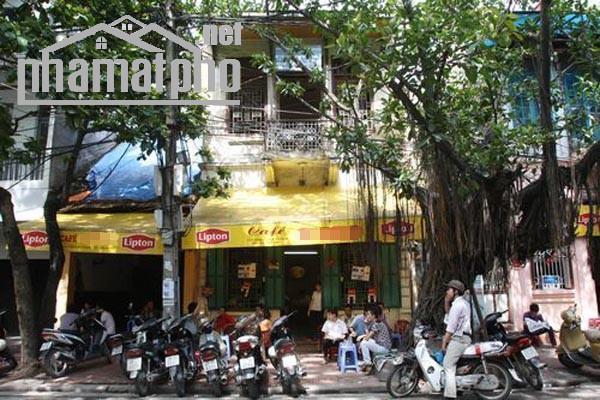 Bán nhà mặt phố Bùi Thị Xuân 180m2x2T MT:7m giá 61tỷ