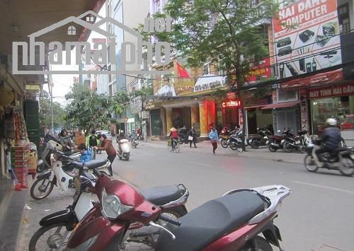 Bán nhà mặt phố Chùa Láng 168m2x11T MT:7m giá 68tỷ