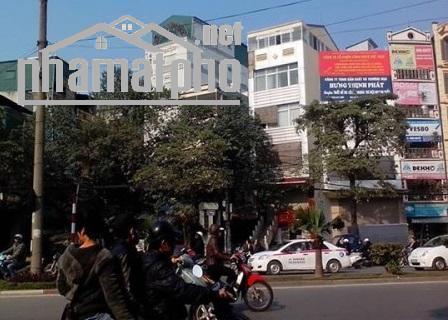 Bán nhà mặt phố Đào Tấn 90m2x4T MT:5m giá 35tỷ