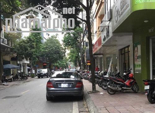 Bán nhà mặt phố Đỗ Quang 78m2x5T MT:7m giá 27tỷ