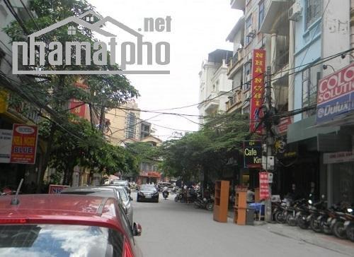 Bán nhà mặt phố Đỗ Quang 85m2x4T MT:5m giá 29tỷ