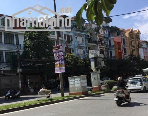 Bán nhà mặt phố Duy Tân 60m2x5T MT:5m giá 31tỷ