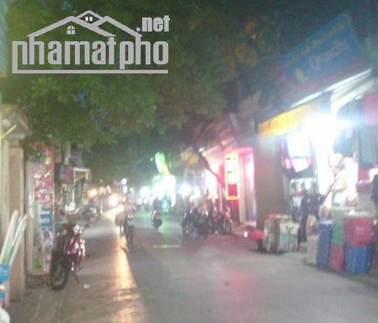 Bán nhà mặt phố Hoa Bằng 60m2x3T MT:3,2m giá 9tỷ