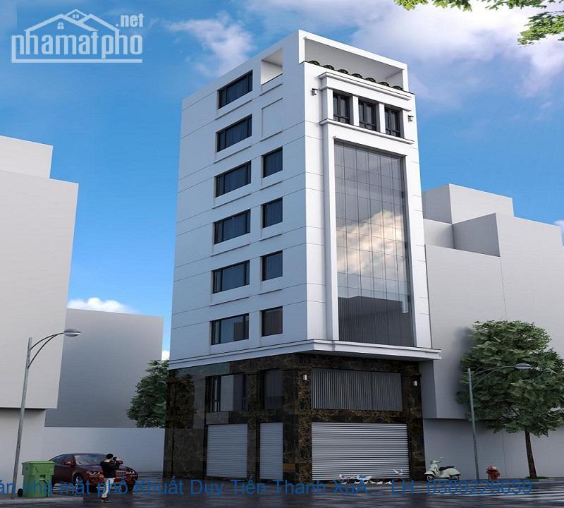 Bán nhà mặt phố Khuất Duy Tiến Thanh Xuân 90m2 giá 40 tỷ