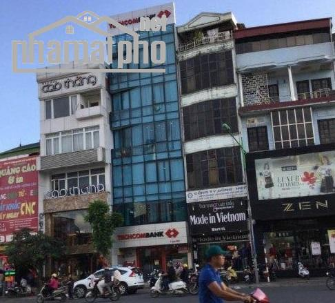 Bán nhà mặt phố Kim Mã 165m2x3T MT:7m giá 52tỷ