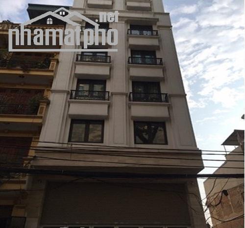 Bán nhà mặt phố Kim Mã Thượng 82m2x7T MT:6m giá 33,5tỷ
