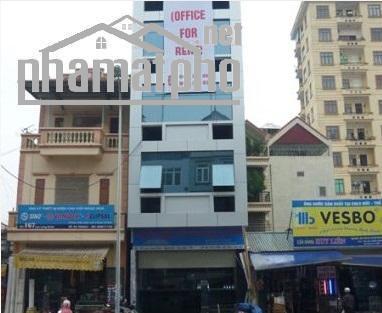 Bán nhà mặt phố Lạc Long Quân 77m2x5T MT:5m ĐN giá 21tỷ