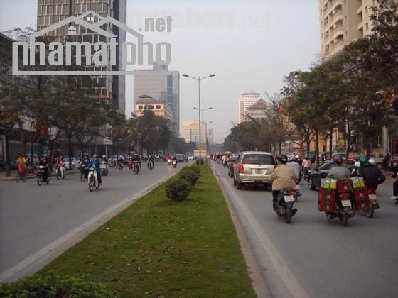 Bán nhà mặt phố Láng Hạ 110m2x6T MT:5m giá 45tỷ
