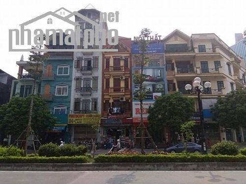 Bán nhà mặt phố Mạc Thái Tông 45m2x5T MT:4,2m giá 19tỷ