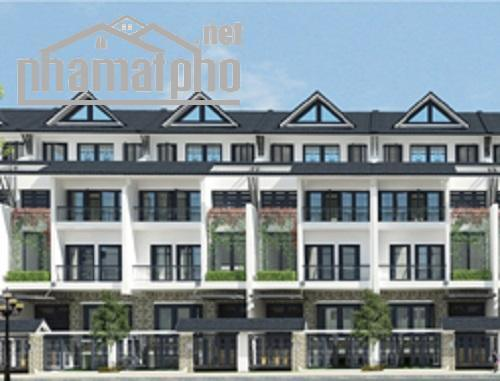 Bán nhà mặt phố Mạc Thái Tông 97m2x5T MT:6m TB giá 25tỷ
