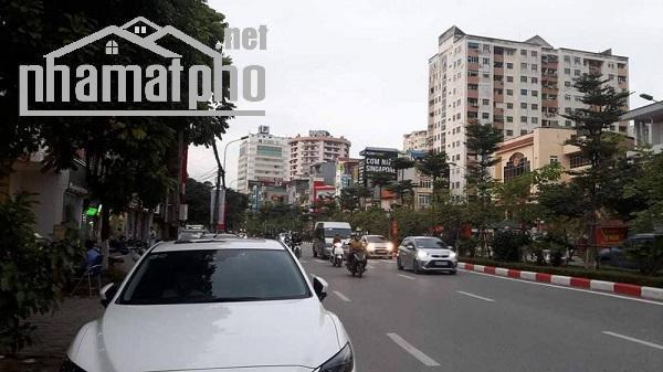 Bán nhà mặt phố Minh Khai, Hai Bà Trưng 70m2x1T MT:9m lô góc giá 24tỷ