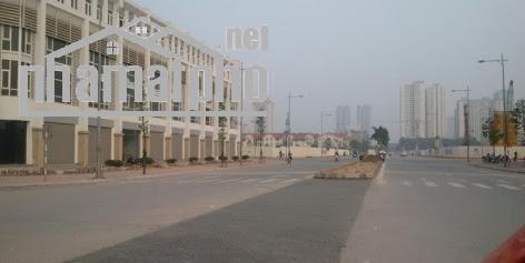 Bán nhà mặt phố Mỗ Lao 133m2x2T MT:8m giá 32tỷ