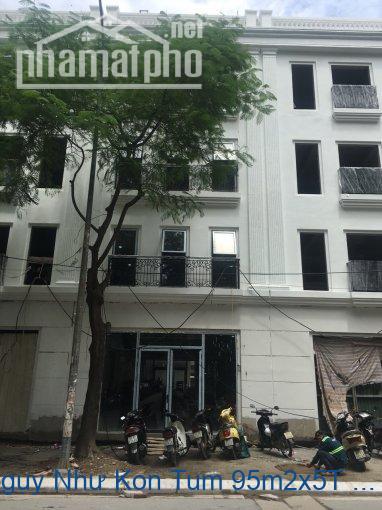 Bán nhà mặt phố Ngụy Như Kon Tum 95m2x5T MT:6m giá 32tỷ