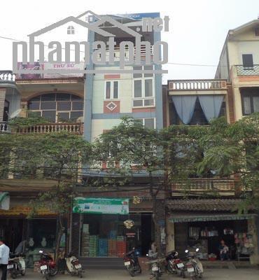 Bán nhà mặt phố Nguyễn Khang 108m2x5T MT:6,5m giá 32tỷ