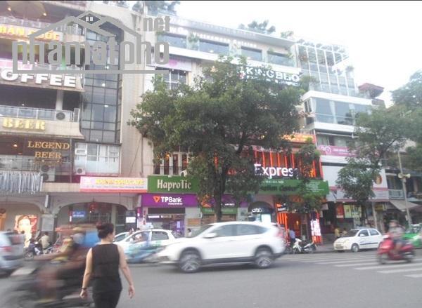 Bán nhà mặt phố Nguyễn Khang 76m2x7T MT:9m giá 28tỷ