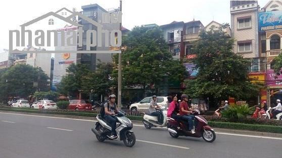 Bán nhà mặt phố Nguyễn Khánh Toàn 110m2x5T MT:5m giá 38tỷ.