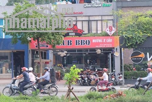 Bán nhà mặt phố Nguyễn Khánh Toàn 189m2x5T MT:12m giá 60tỷ