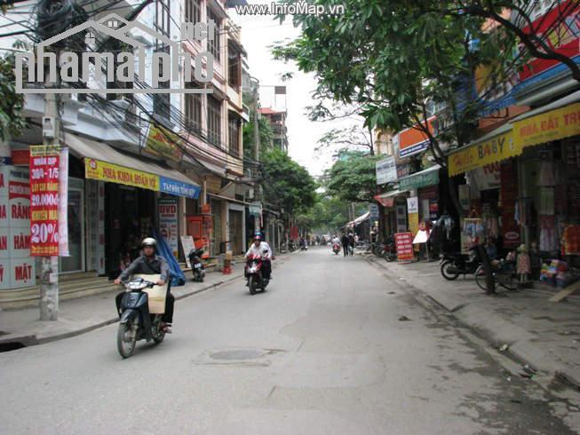 Bán nhà mặt phố Nguyễn Ngọc Nại 145m2x2T MT:14m giá 21tỷ
