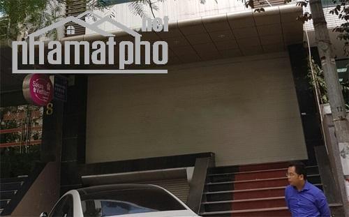 Bán nhà mặt phố Nguyễn Thị Định 80m2x7T MT:5.2m giá 39tỷ