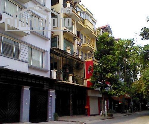 Bán nhà mặt phố Nguyễn Thị Thập 83m2x7T MT:7m giá 32tỷ