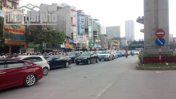 Bán nhà mặt phố Nguyễn Trãi 120m2x7T MT:4,5m giá 25tỷ