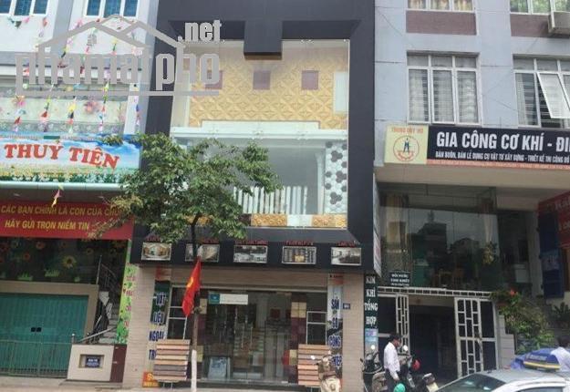 Bán nhà mặt phố Nguyễn Tuân 70m2x6T MT:5m giá 27tỷ
