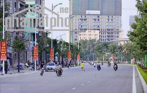 Bán nhà mặt phố Nguyễn Văn Huyên 68m2x6T MT:5m giá 27tỷ