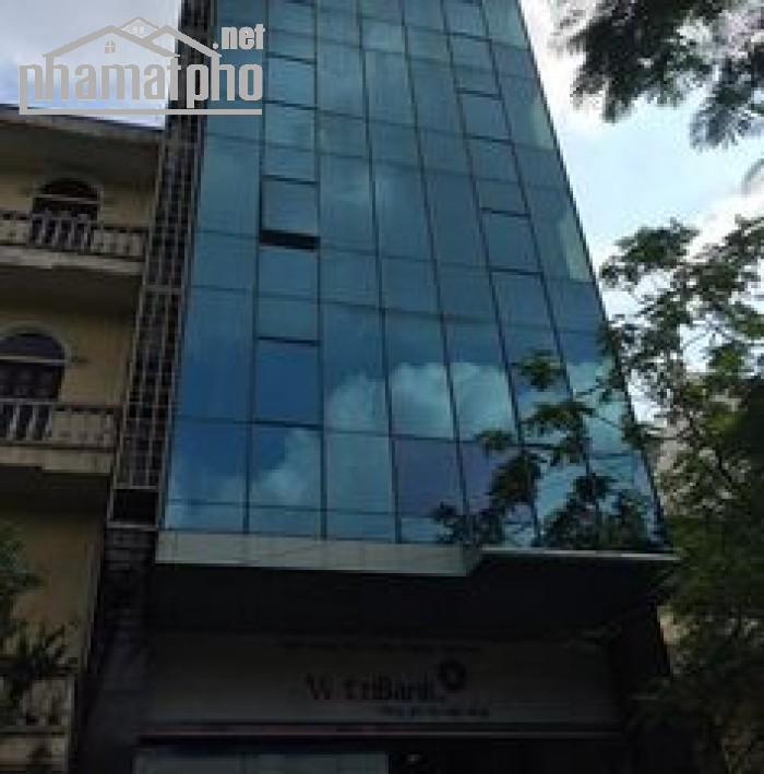 Bán nhà mặt phố Nguyễn Văn Huyên 92m2x7T MT:5m giá 38,5tỷ